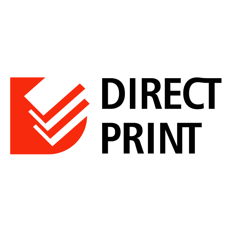 free vector Direct print