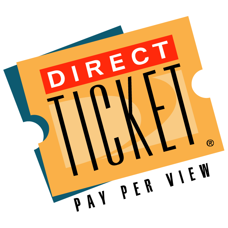 free vector Direct ticket