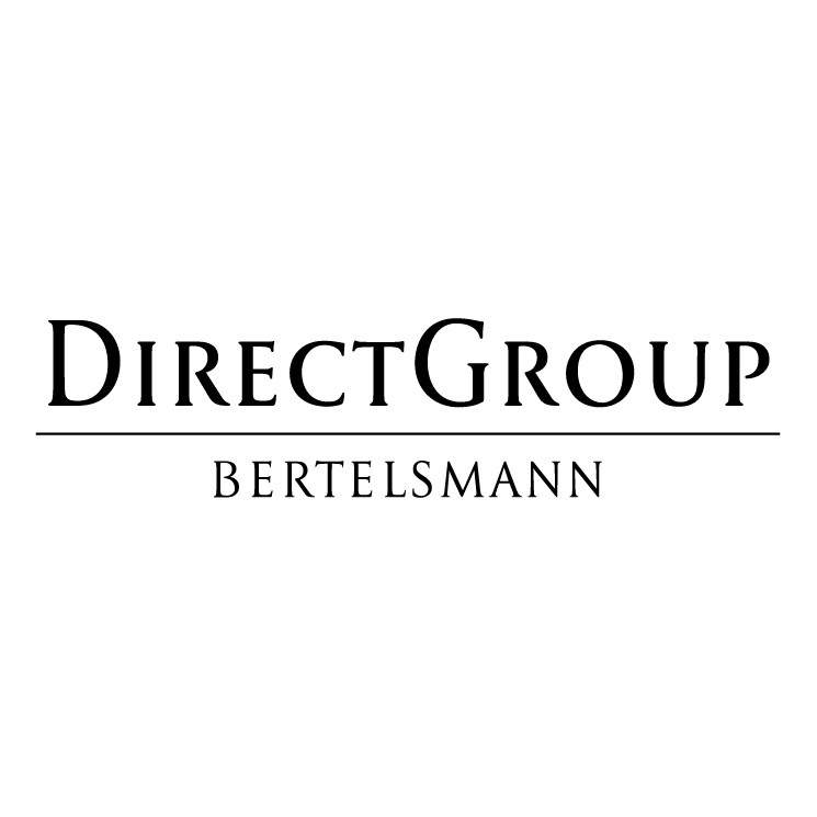 free vector Directgroup bertelsmann