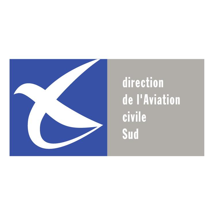 free vector Direction de laviation civile sud
