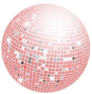 free vector Disco Ball clip art
