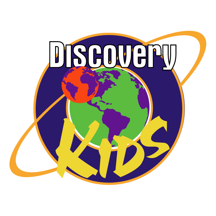 free vector Discovery kids