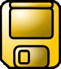free vector Disk Icon clip art