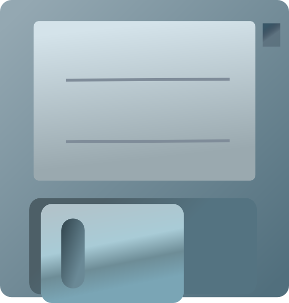 free vector Diskette Icon clip art