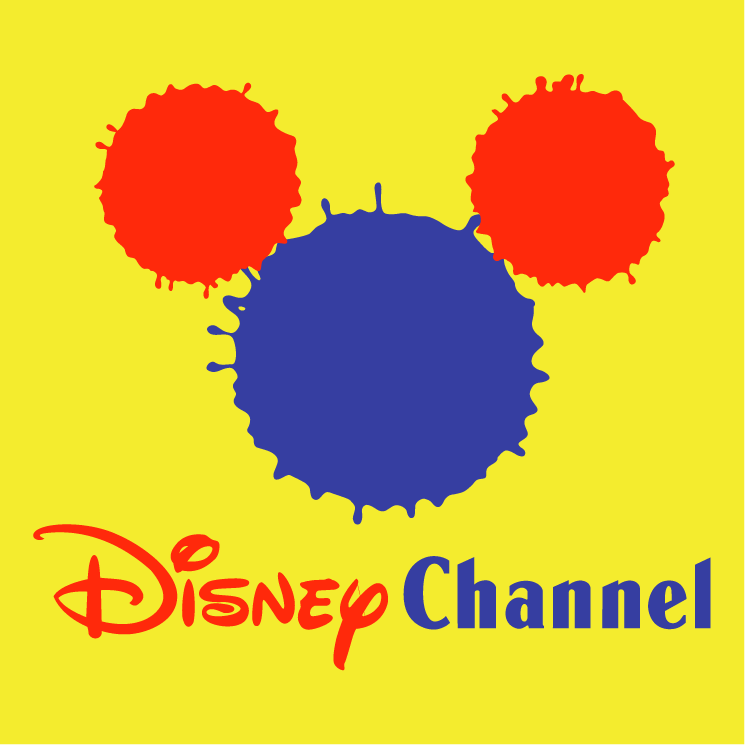 free vector Disney channel