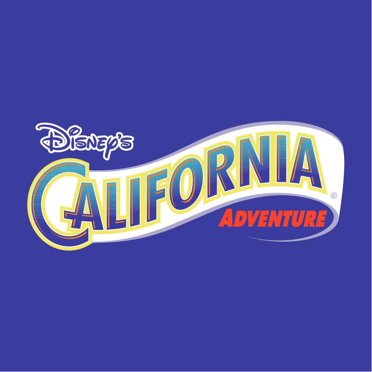 free vector Disneys california adventure