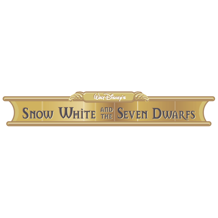 free vector Disneys snow white and the seven dwarfs