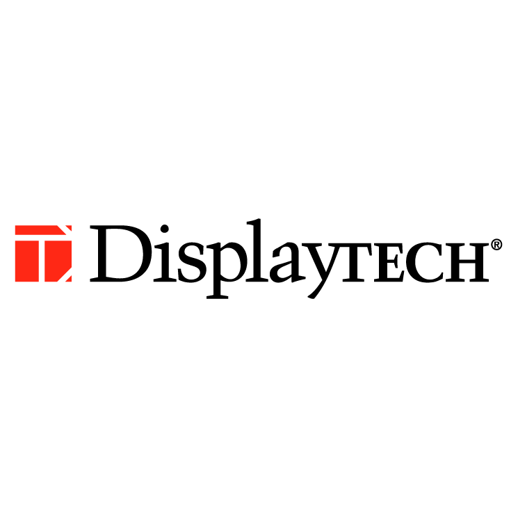 free vector Displaytech