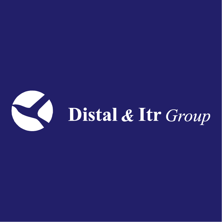 free vector Distal itr group