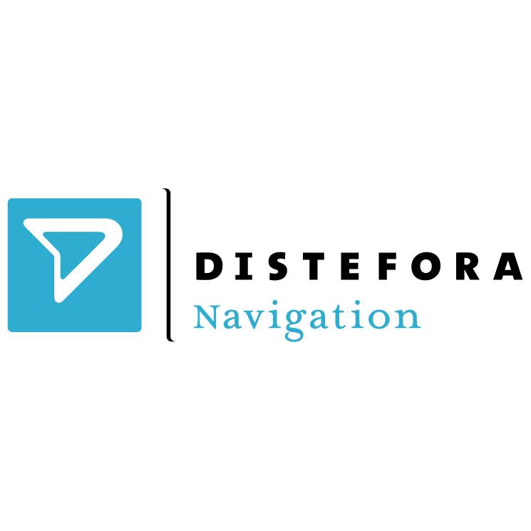 free vector Distefora navigation