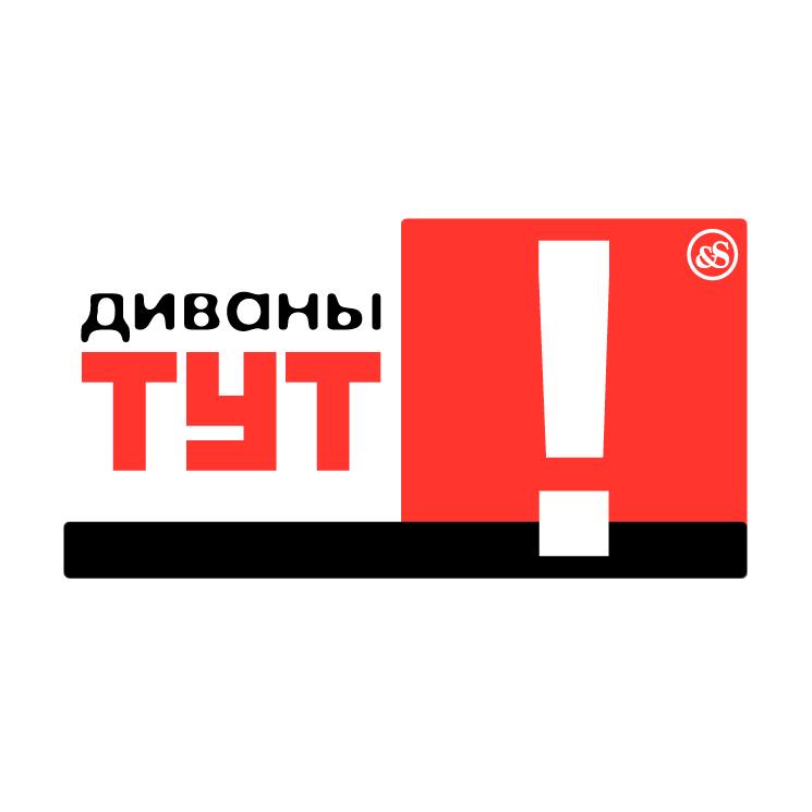free vector Divany tut