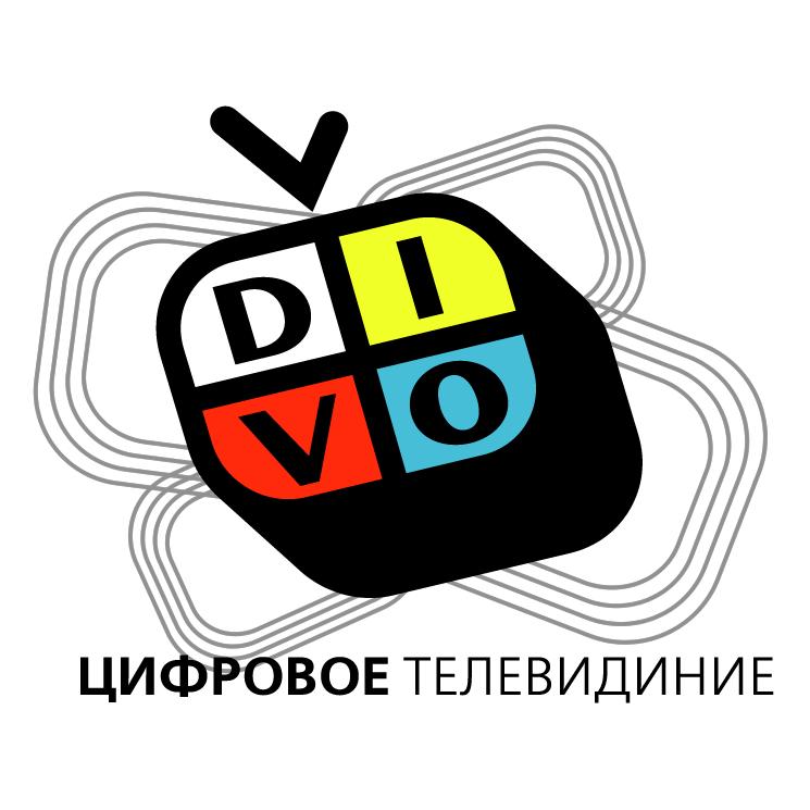 free vector Divo tv