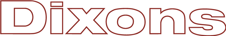 free vector Dixons logo