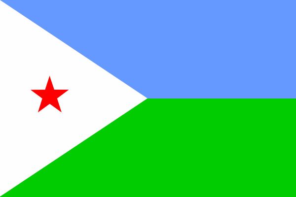 free vector Djibouti clip art