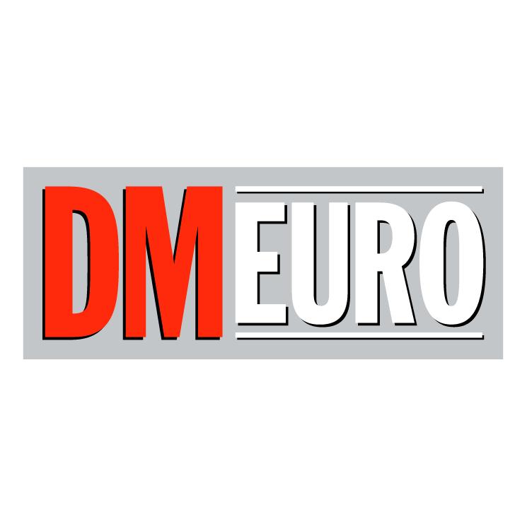 free vector Dm euro