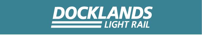 free vector Docklands light railway