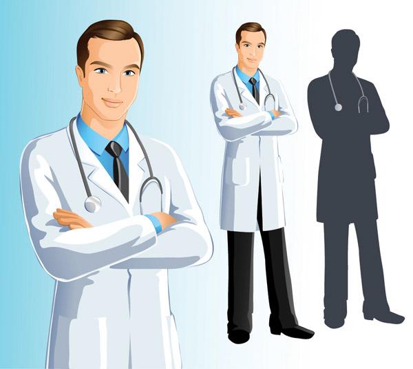 free vector Doctors vector