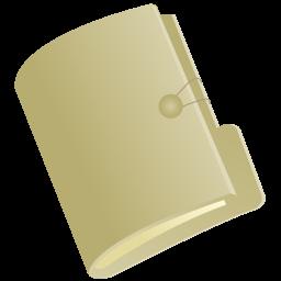 free vector Document Folders