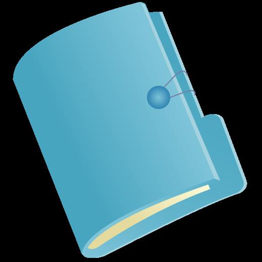 free clipart document icon - photo #10