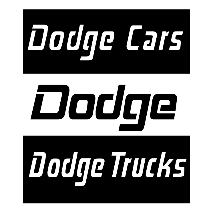 free vector Dodge 8