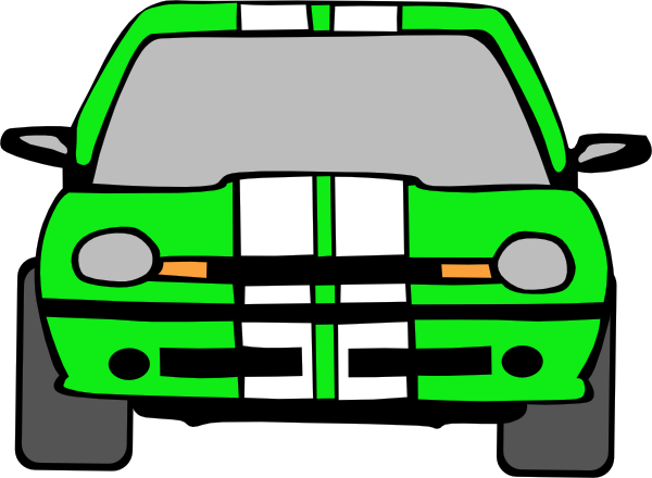 free vector Dodge Neon (green) clip art