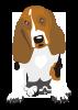 free vector Dog clip art