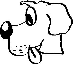 free vector Dog Head clip art