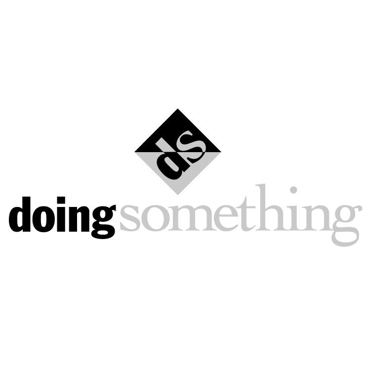 free vector Doingsomething