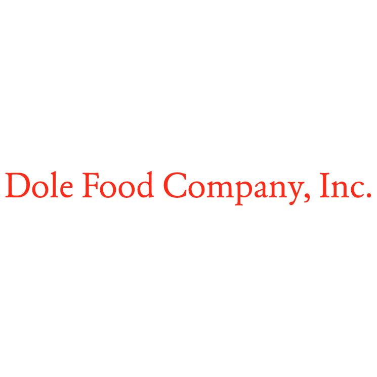 Dole food company free vector 4vector for Cuisine 3d dole