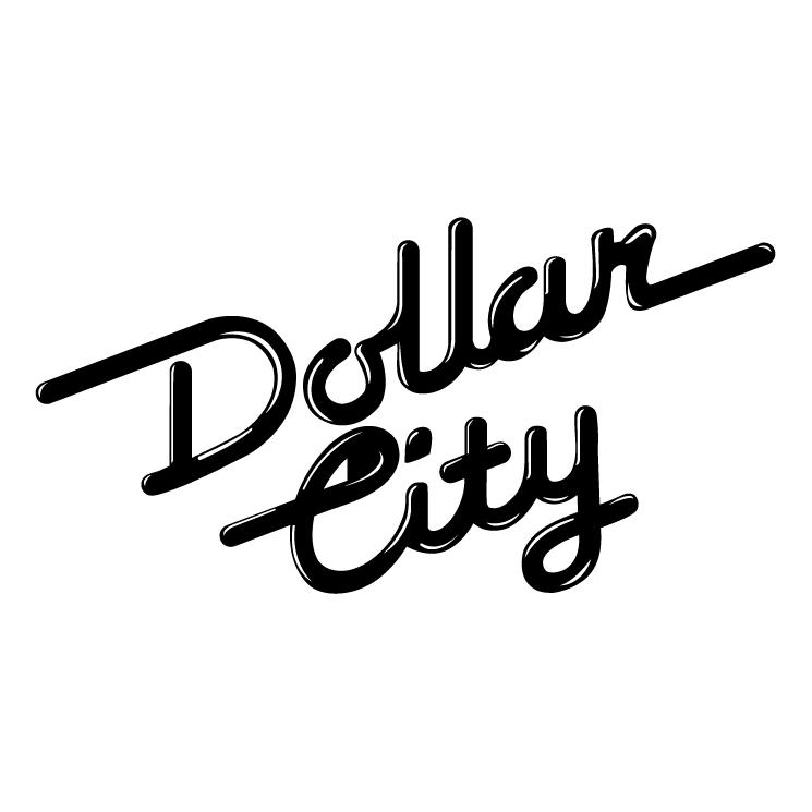 free vector Dollar city