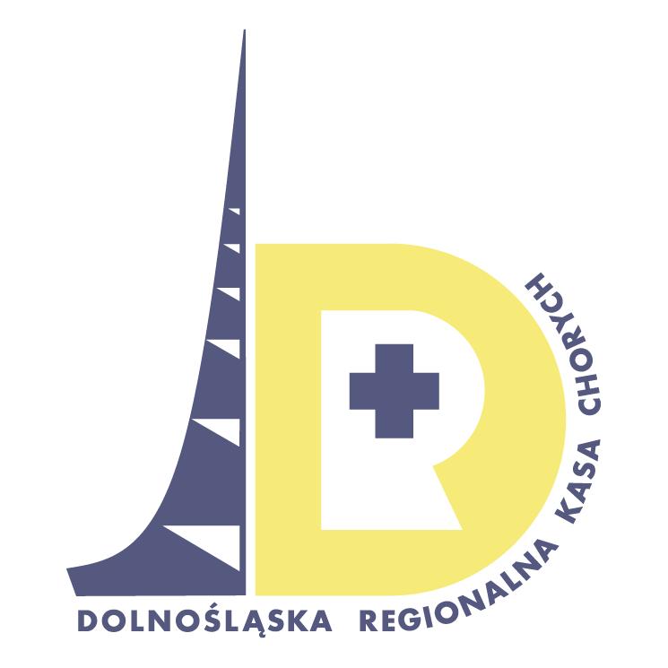 free vector Dolnoslaska regionalna kasa chorych