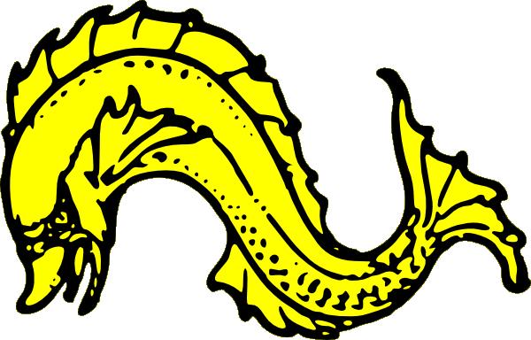 free vector Dolphin clip art