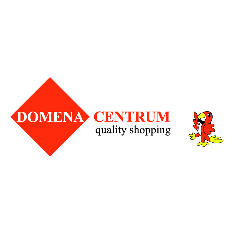 free vector Domena centrum