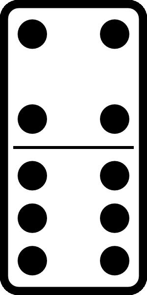 ... free vector Domino Set clip art