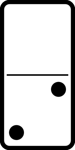 free vector Domino Set clip art