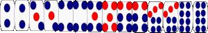 free vector Dominoes Game clip art