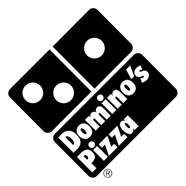 free vector Dominos pizza 1
