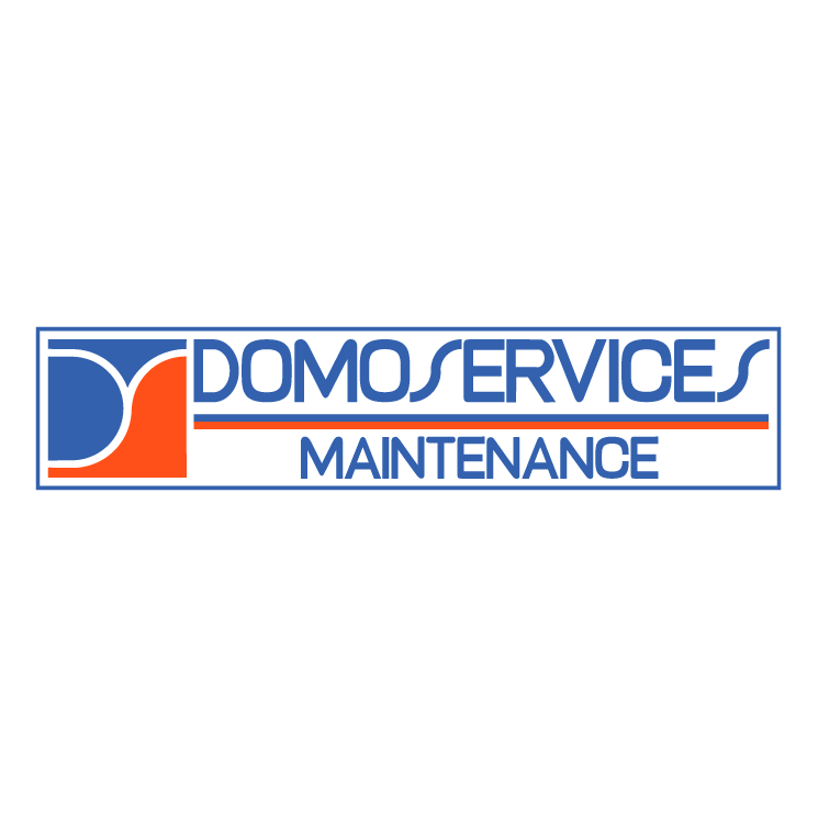free vector Domoservices maintenance