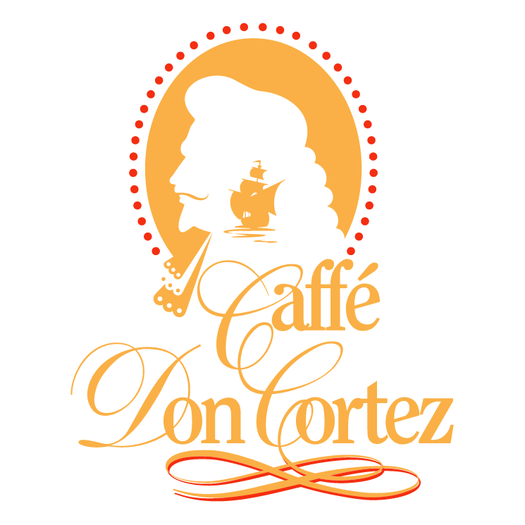 free vector Don cortez caffe