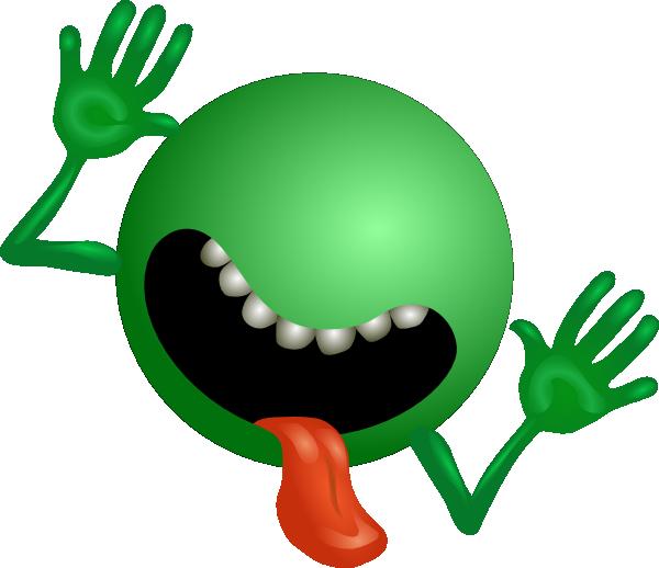 free vector Don't Panic! clip art