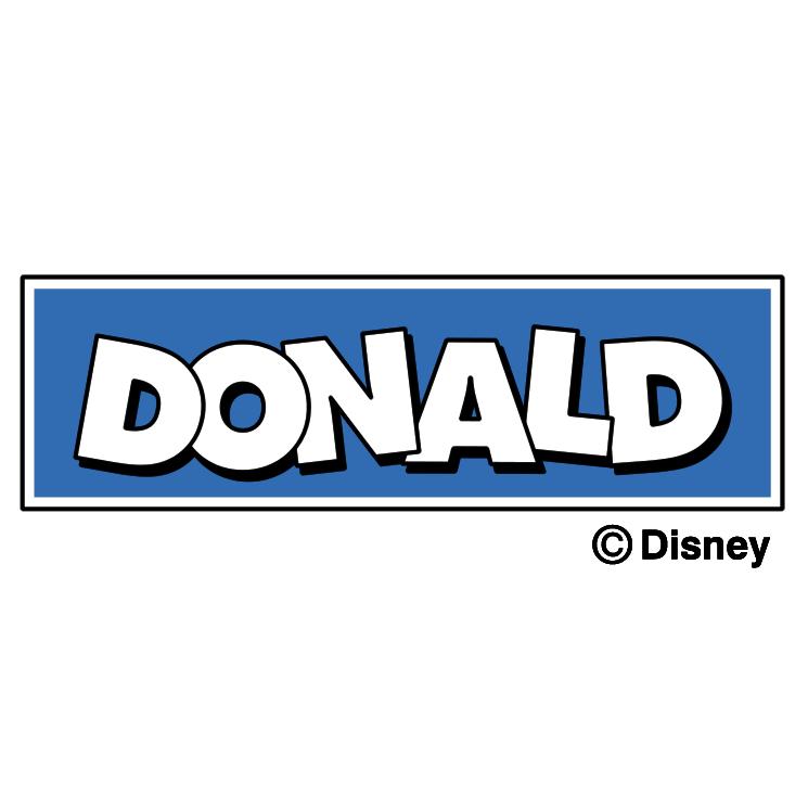 free vector Donald 0
