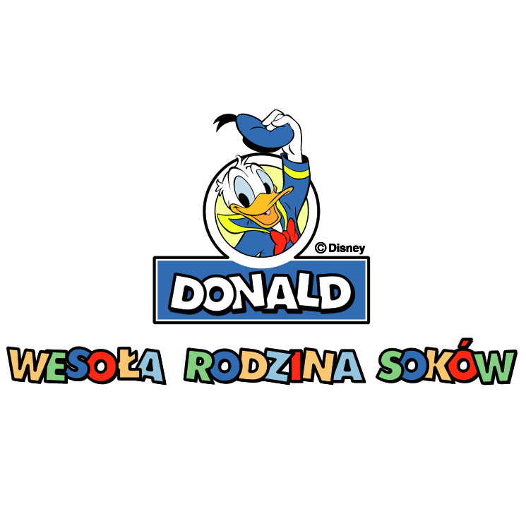 free vector Donald