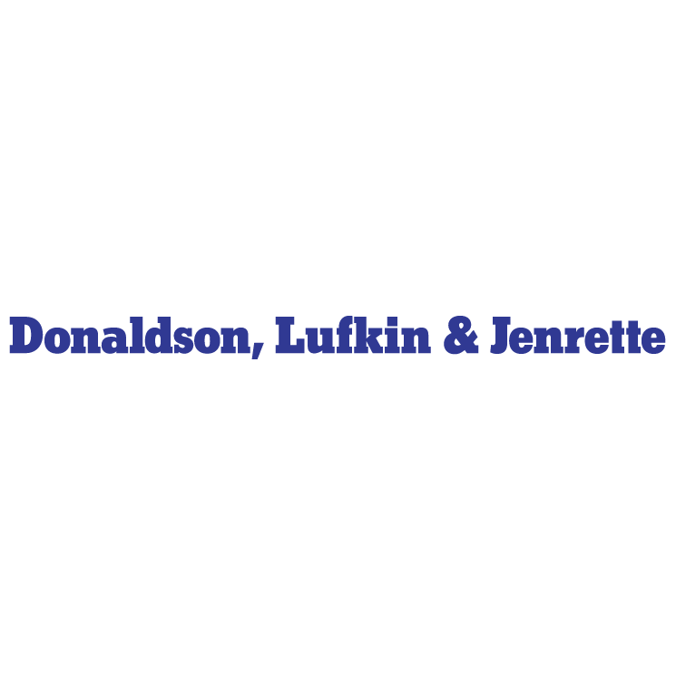 free vector Donaldson lufkin jenrette