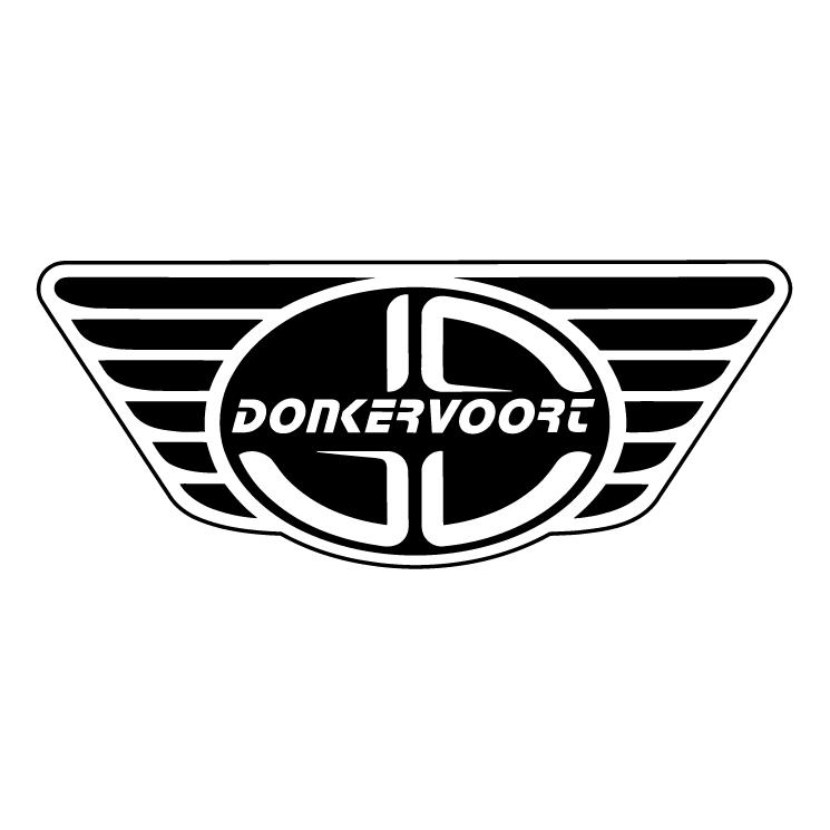 free vector Donkervoort 0