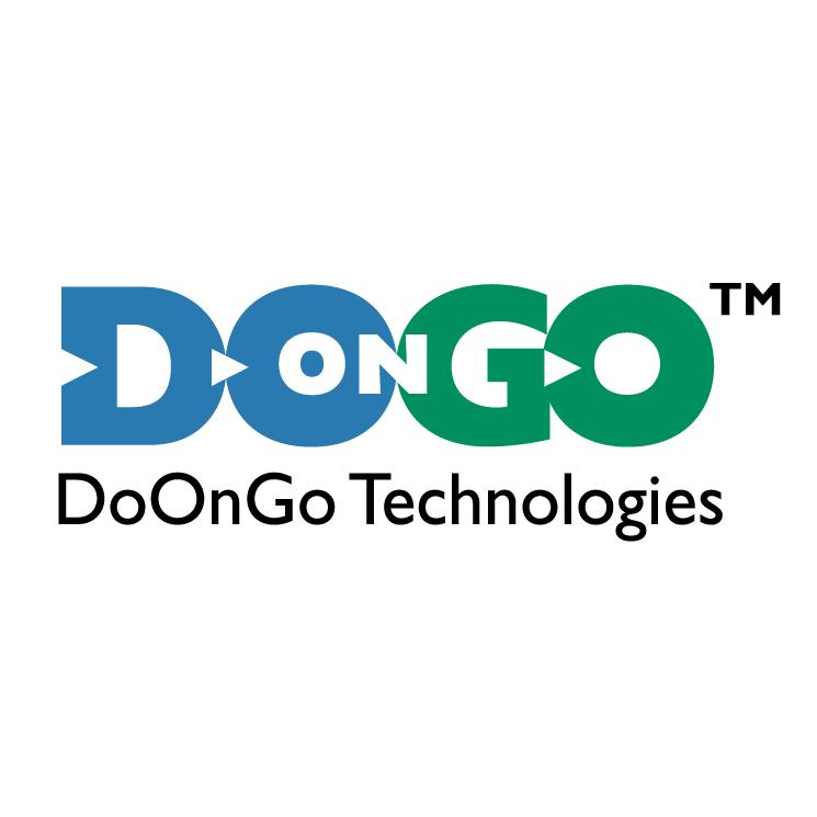 free vector Doongo technologies 0