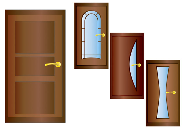 Door Security Door Vector Free Vector 4vector