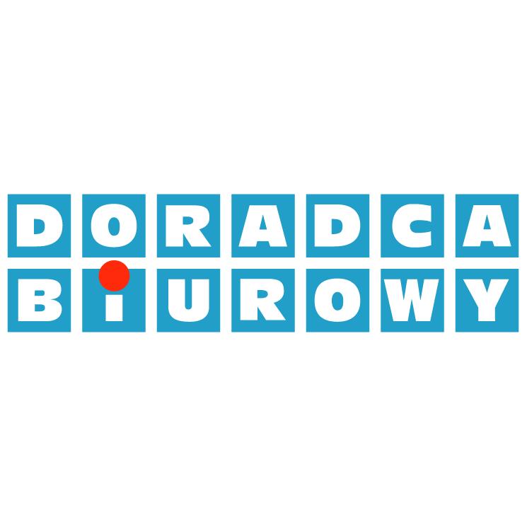free vector Doradca biurowy