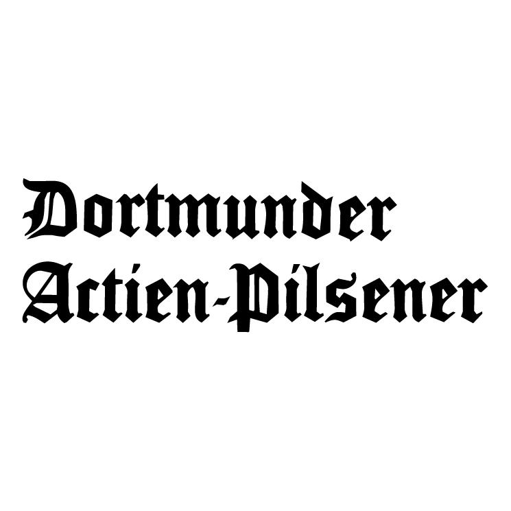 free vector Dortmunder actien pilsener
