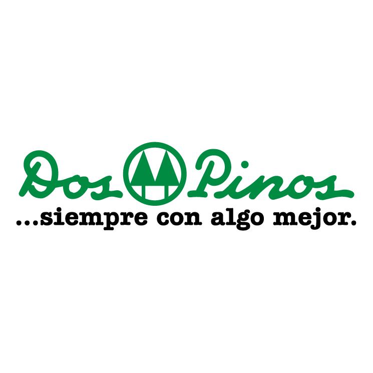free vector Dos pinos