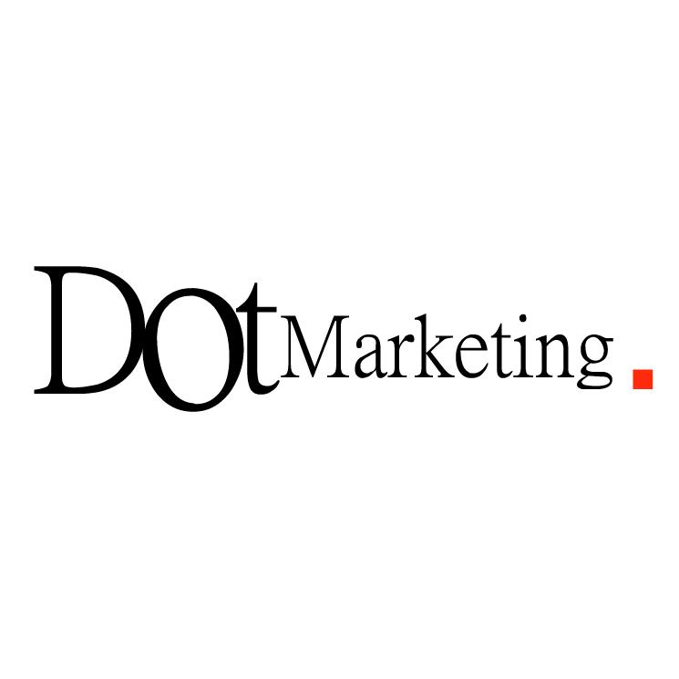 free vector Dot marketing